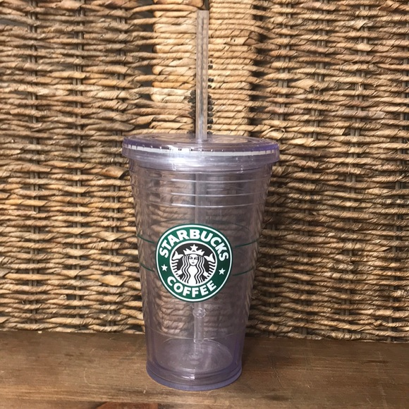 AUTHENTIC STARBUCKS COFFE COLD DRINK CUP